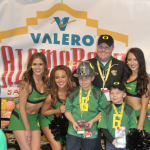 Get on the field for the Valero Alamo Bowl!
